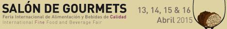 Salón de Gourmets, Feria Internacional de Alimentación y Bebidas de Calidad