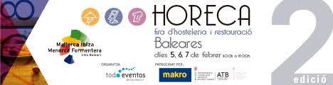 Profesional Horeca - logo de Horeca Baleares 2018