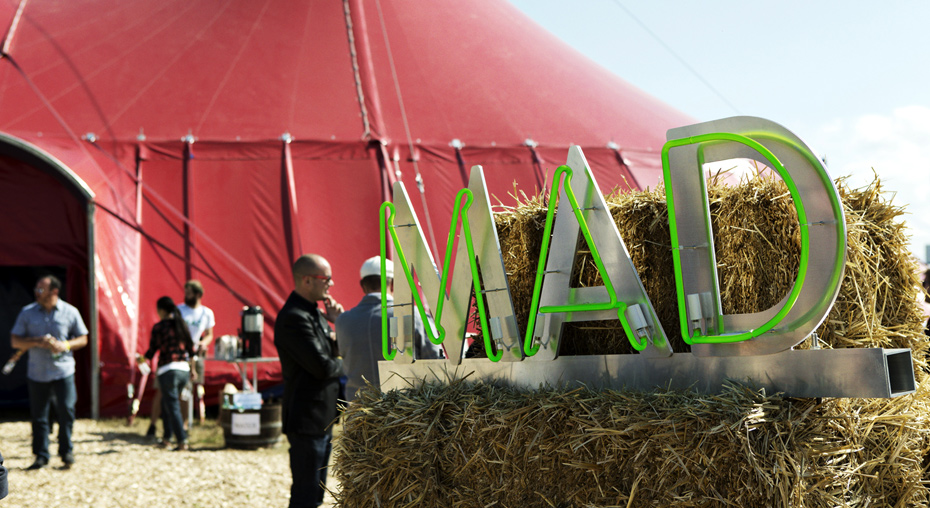 El último festival Mad Food, celebrate en agosto