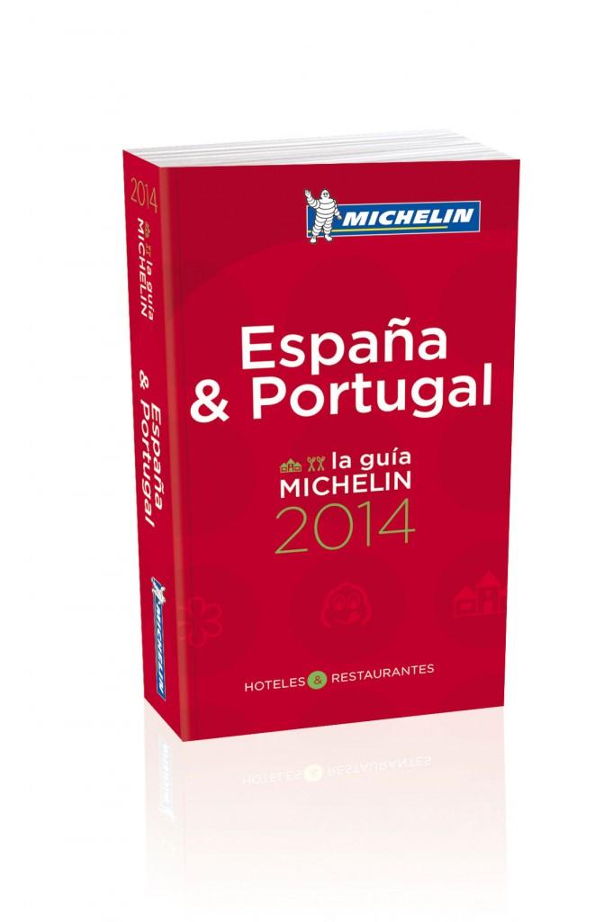 Guía Michelin España y Portugal 2014