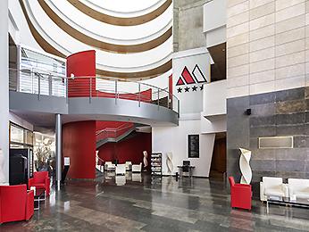 Un establecimiento de Accor, el hotel Mercure Atenea Aventura