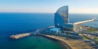 Los precios hoteleros suben un 4,5% en España en 2016