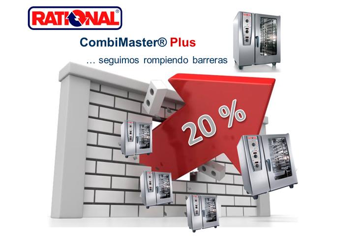 Promoción de CombiMaster Plus