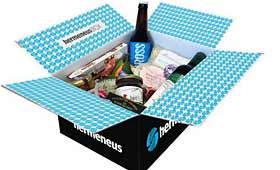 Productos de pequeños productores en la nueva HermeneusBox