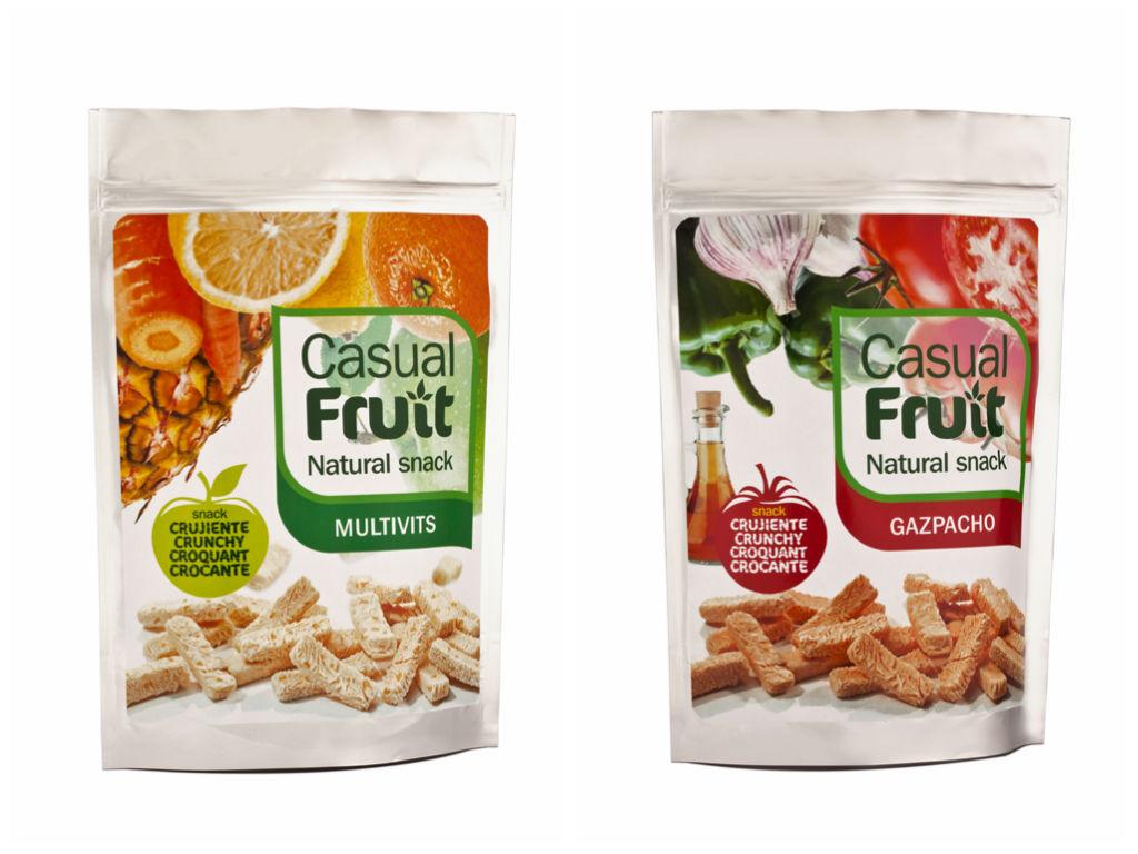 Snacks de Casual fruits
