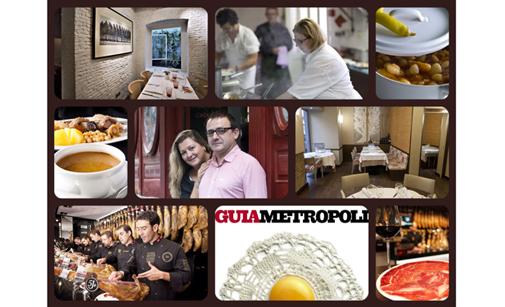 Los Premios Metrópoli reconocen a lo mejor de la gastronomía madrileña