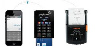 Payleven: cobrar con tarjeta con el móvil y sin costes fijos