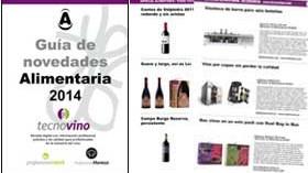 Guía práctica de las novedades de vino en Alimentaria