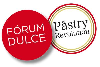 Logo Forum Dulce y Forum Gastronomic