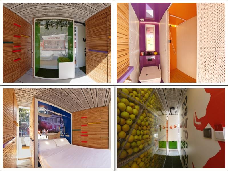 Fotos del hotel más pequeño del mundo