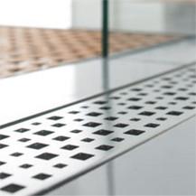 Canales de ducha funcionales y de diseño