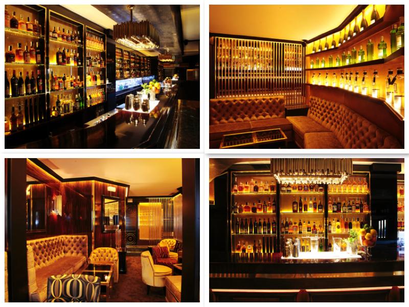 El exquisito y elegante interior de Solange