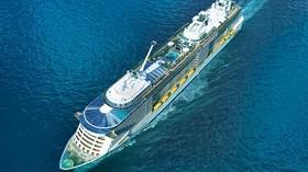 Bienvenidos al crucero más tecnológico del mundo