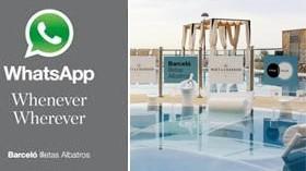 WhatsApp se alía con la hostelería: tres casos de éxito que le inspirarán