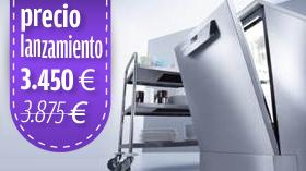 Nuevo lavavajillas comercial SPPED PLUS de Miele Professional