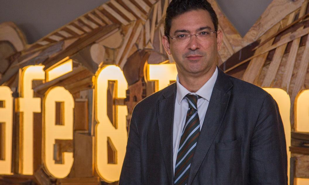 Antonio Pérez, fundador de Panaria y consejero delegado de Cpmpañía del Trópico