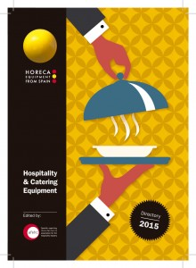 Portada de la guía Hospitality and Catering Equipment 2015