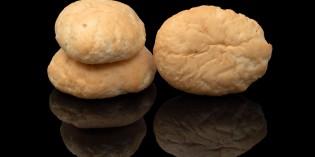 Dos panes sin gluten de Ibepan: de sarraceno y mini hamburguesa