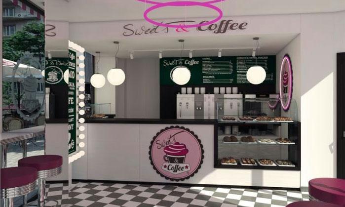Uno de los Los locales Sweets & Coffee