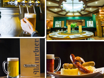 Naturbier, auténtica cerveza al estilo alemán en Madrid