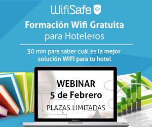 Webinar gratuito sobre wifi en hoteles