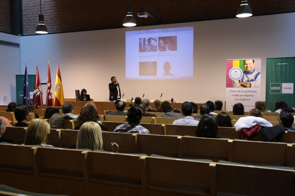 Pedro Olmedo presenta la nueva oferta formativa para hosteleros de la Escuela Chicote