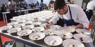 Grandes chefs del arco atlántico en el Fórum Gastronómico Coruña 2015