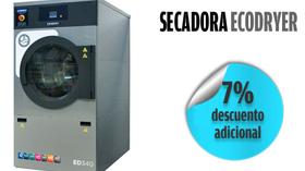 Secadoras para hoteles Girbau Ecodryer serie ED