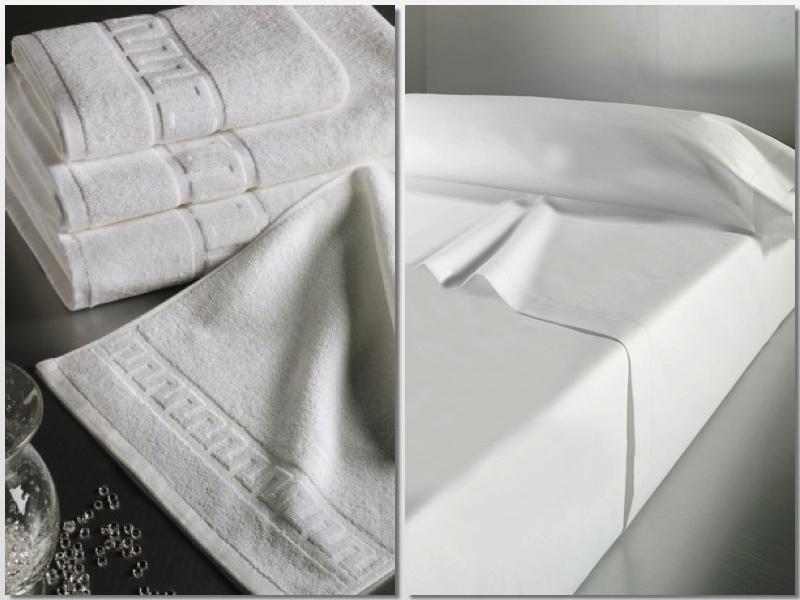Toallas y sábanas de Resuinsa