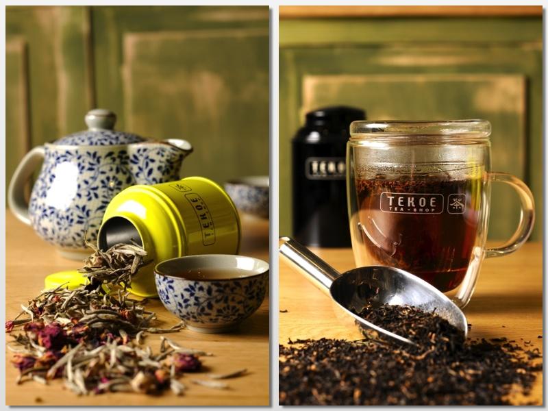 Té y menaje en Tekoe