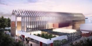 Así es el pabellón español en la Expo de Milán