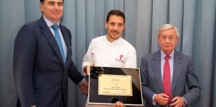 Francis Paniego es el Chef del Futuro 2015