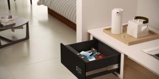 Cajas fuertes para el hotel con innovadoras aperturas