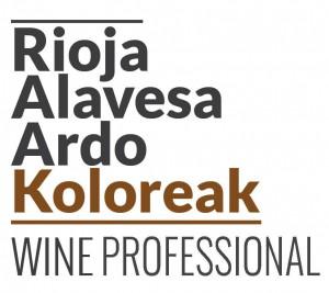 Logo de las jornadas profesionales ArdoKoloreak