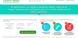 Comparador on-line para elegir el mejor software para hotel