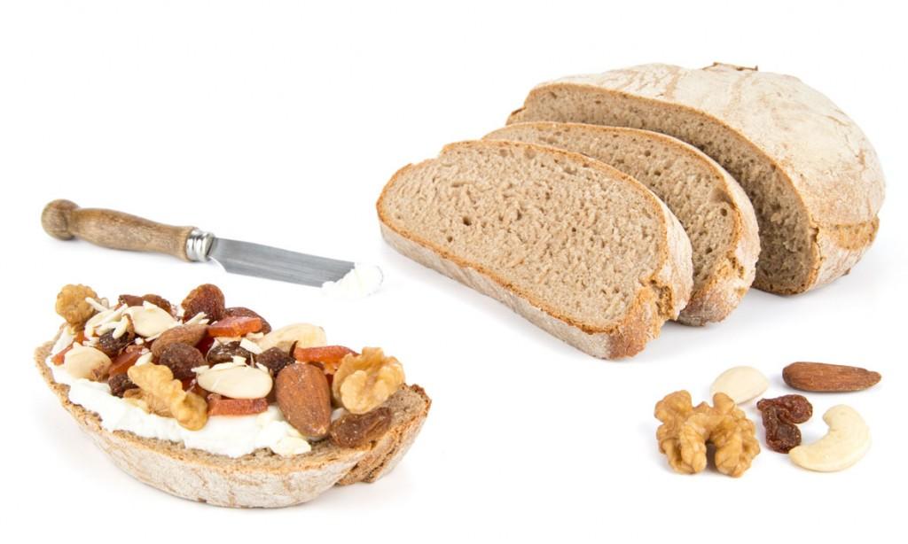 Pan de centeno de Chousa