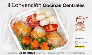 Logo de la II Convención de Cocinas Centrales