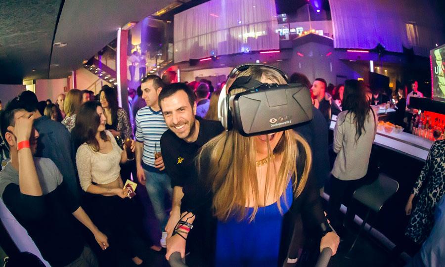 Las fiestas de Ron Matusalem cuentan ahora con el atractivo de las gafas Oculus Fit
