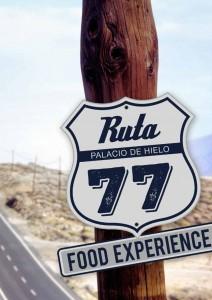 Logo de Ruta 77