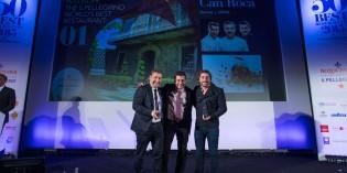 """El Celler de Can Roca recupera el podio mundial en la lista """"Restaurant"""""""