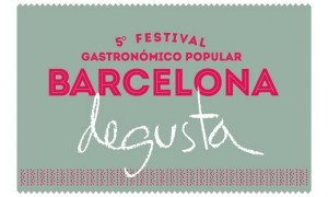 Logo de Barcelona Degusta