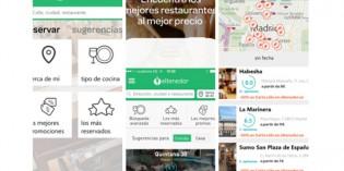 Más del 40% de las reservas de restaurantes ya son on-line