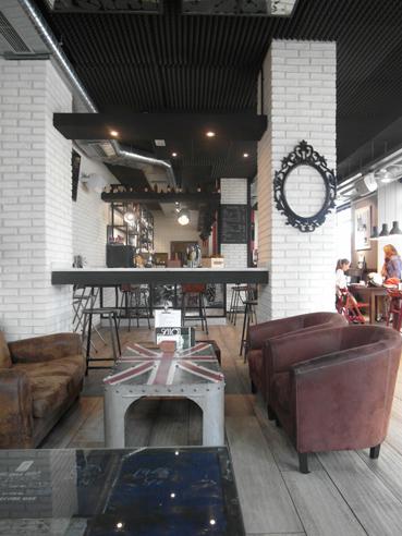 Loft76 ofrece una cuidada estética de loft neoyorquino