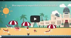 Vídeo: las prácticas de Riu en materia de medio ambiente, sociedad y equipo humano
