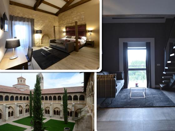 Imágenes del hotel balneario Castilla Termal Monasterio de Valbuena