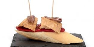 Rebanadas de pan para pintxos y tapas: descongelar y listo