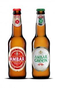 Cervezas Ambar para celíacos