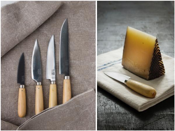 Cuchillos artesanos Pallarés