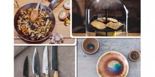 Aires vintage y artesanos en la mesa