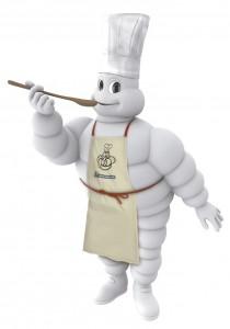 Bibendum - figura de la guía Michelin